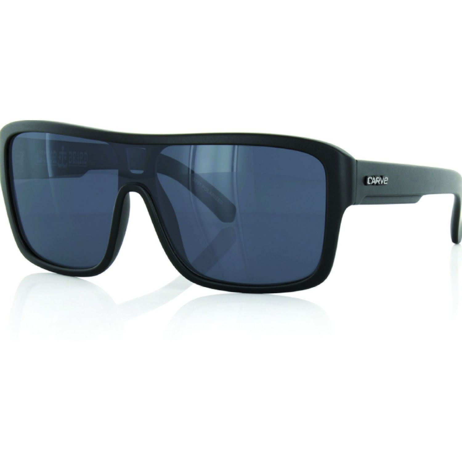 Carve anchor beard Negro Lentes de Sol
