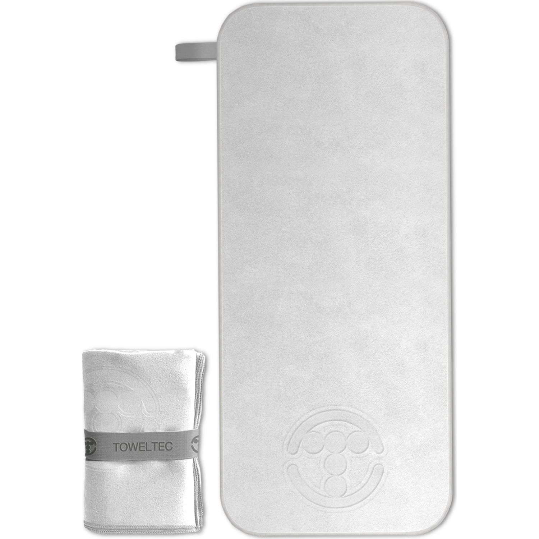 TOWELTEC Toalla Small Blanco Blanco Las toallas de baño