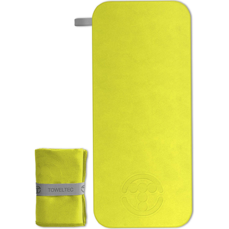 TOWELTEC Toalla Mediana Amarillo Amarillo Las toallas de baño