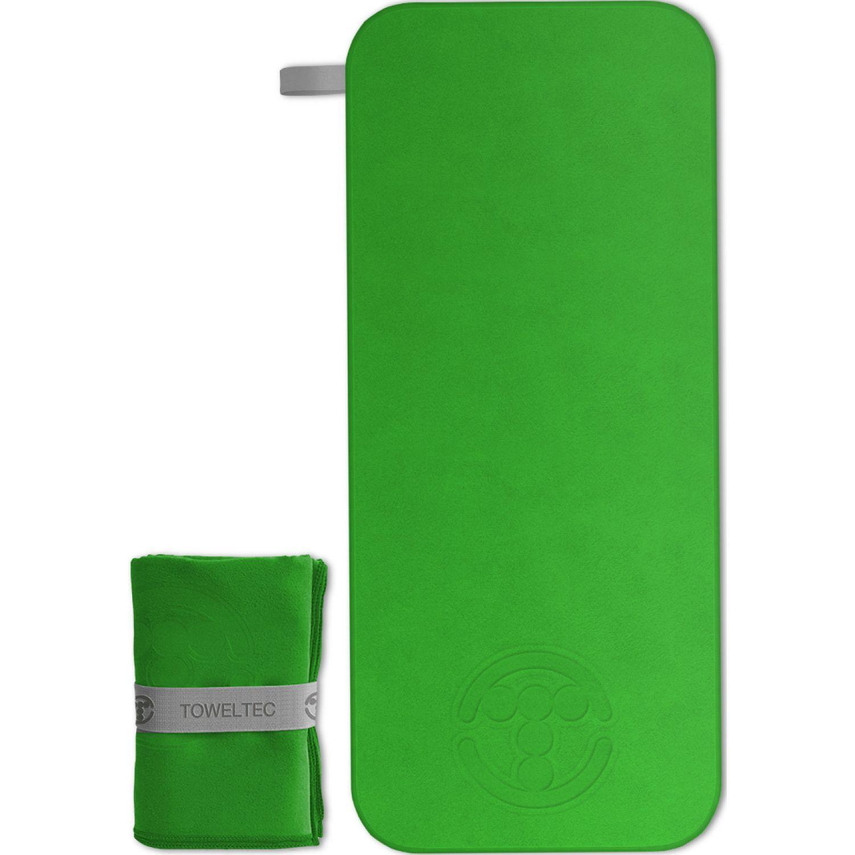 TOWELTEC Toalla Large Verde Verde Las toallas de baño