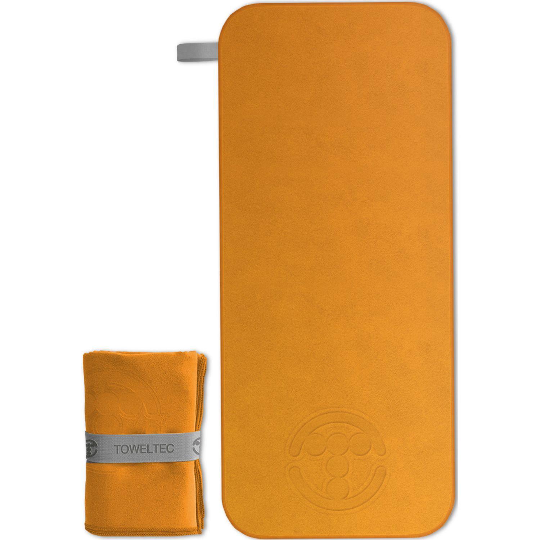 TOWELTEC Toalla Small Naranja Naranja Las toallas de baño