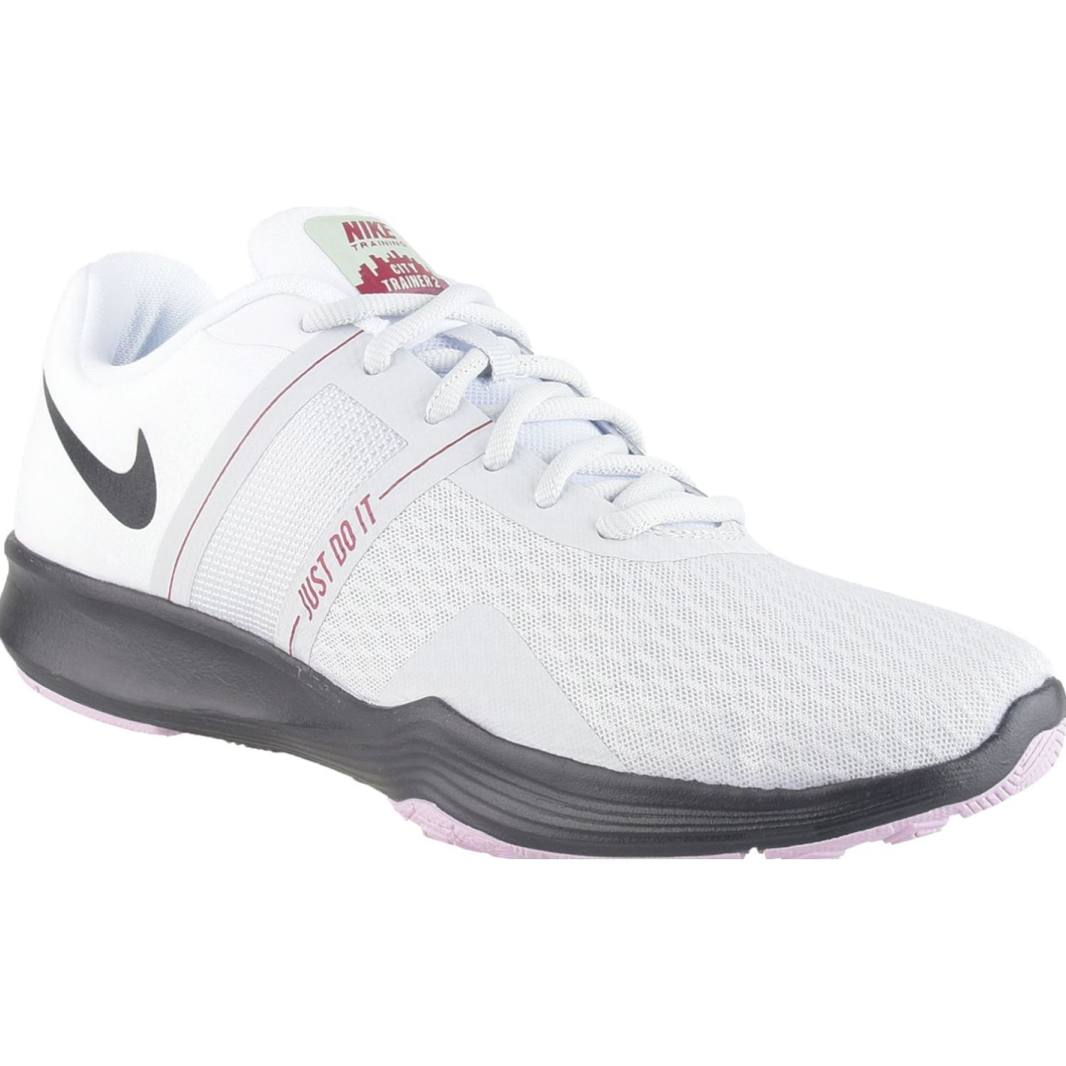 Nike Wmns Nike City Trainer 2 Gris / blanco Mujeres
