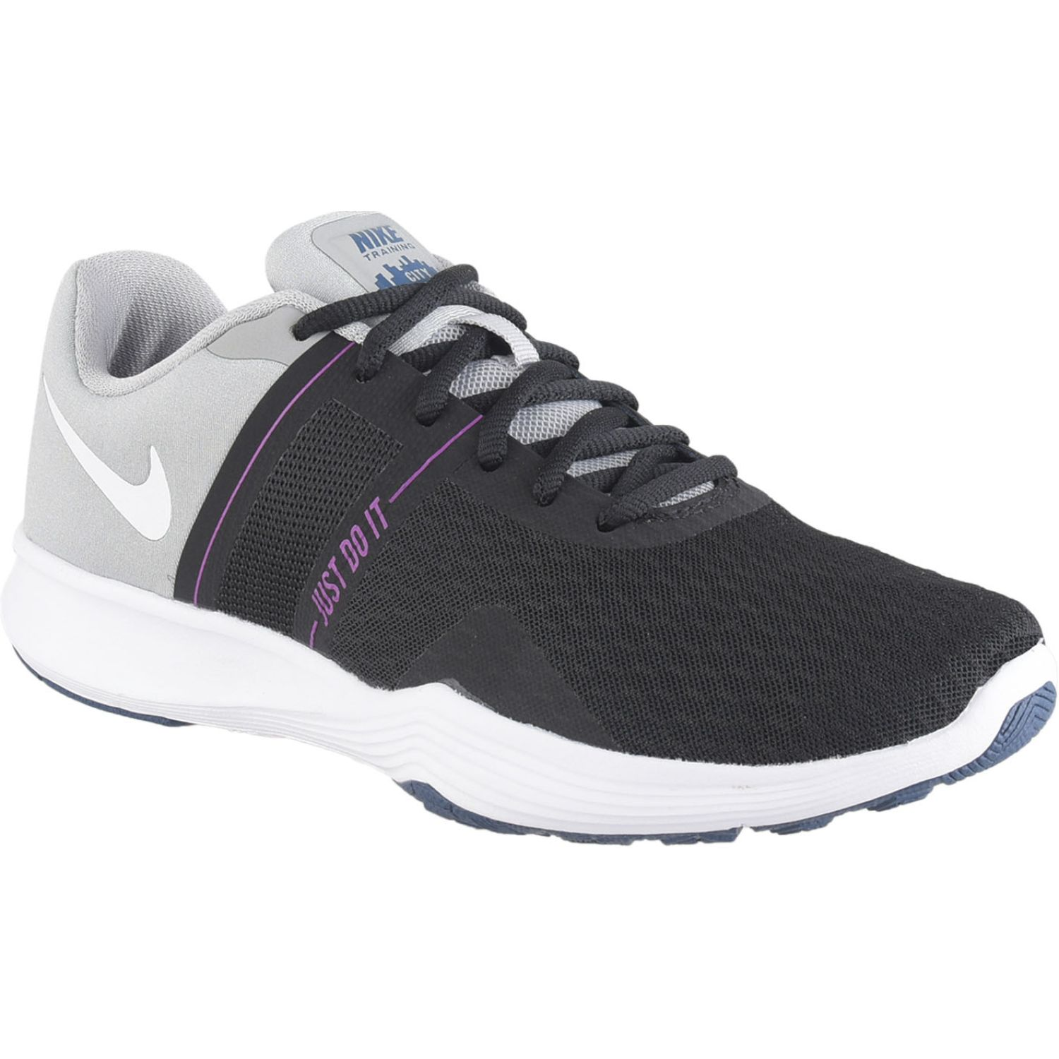 Nike wmns nike city trainer 2 Gris / negro Mujeres