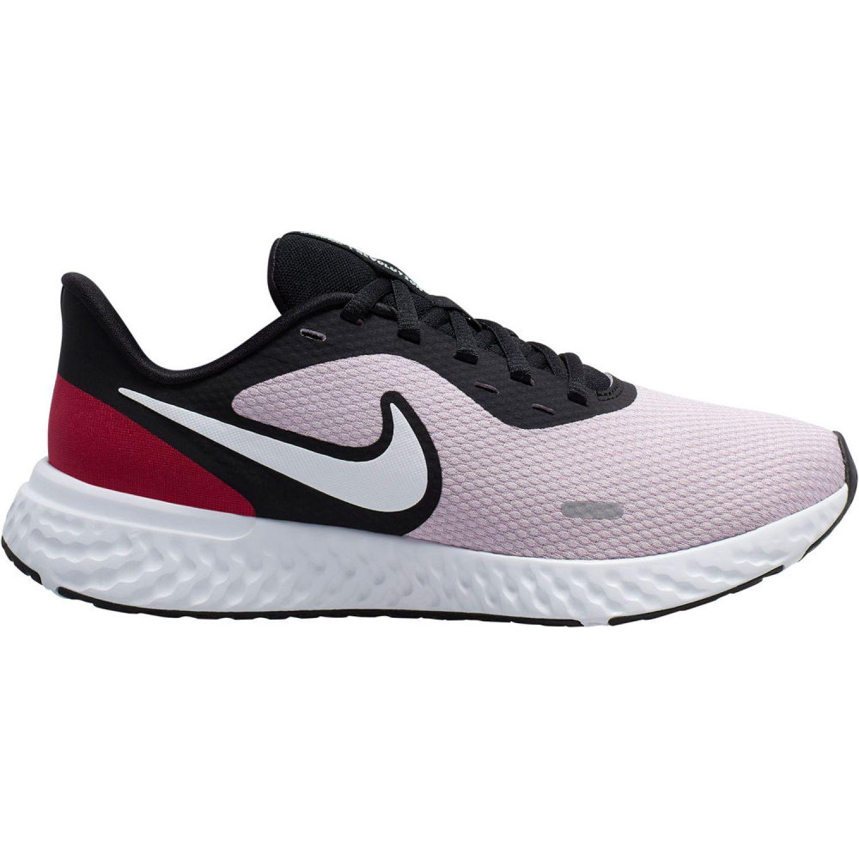 Nike Wmns Nike Revolution 5 Lila / negro Correr por carretera