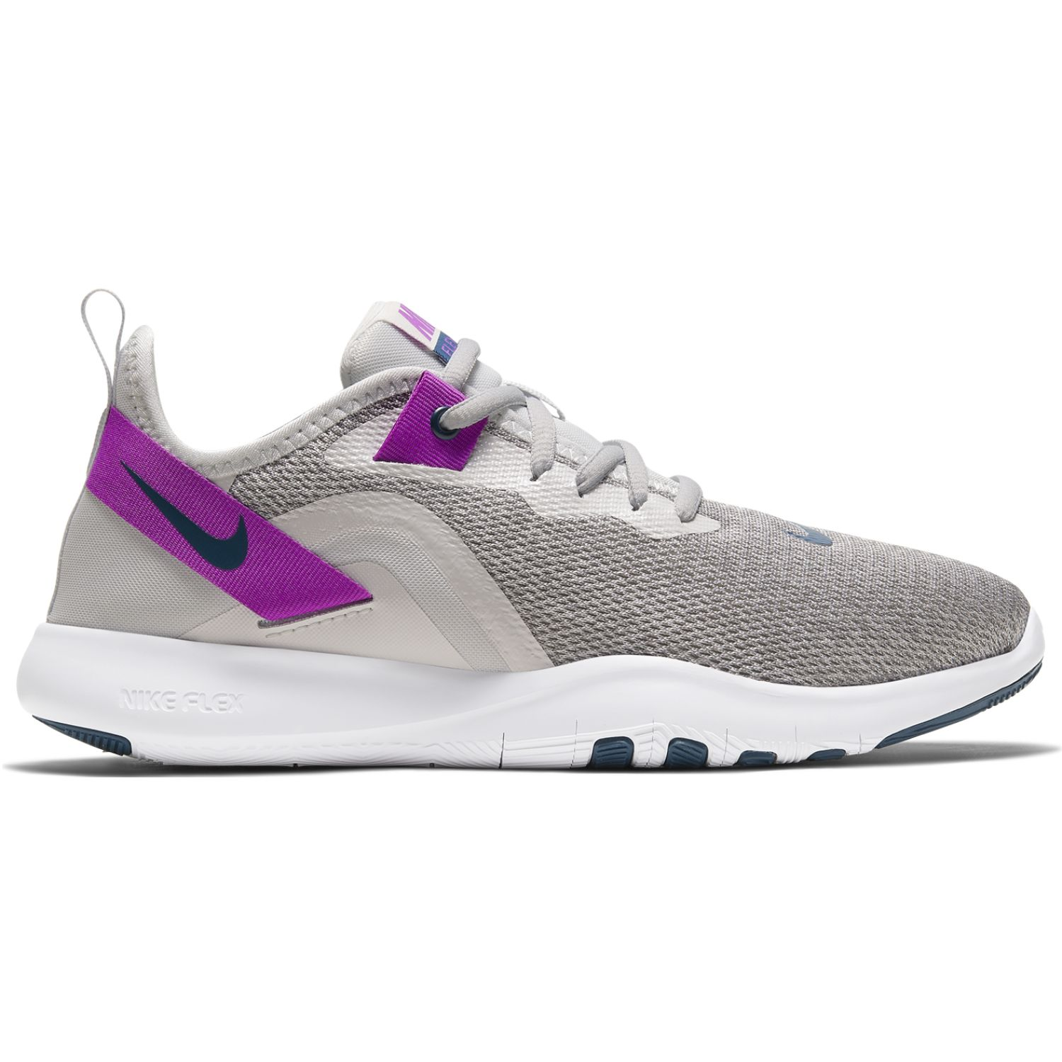 Nike Wmns Nike Flex Trainer 9 Gris Mujeres