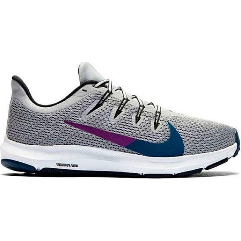 Nike wmns nike quest 2 Gris Running en pista