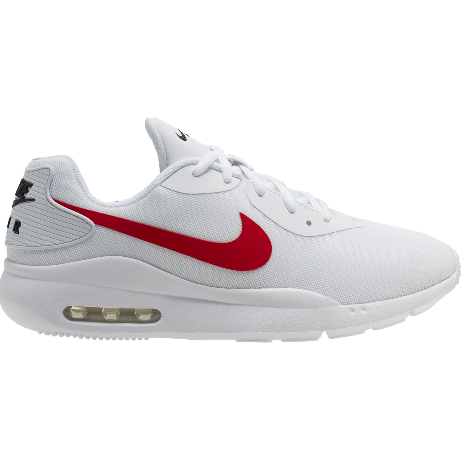 Nike nike air max oketo Blanco / negro Walking