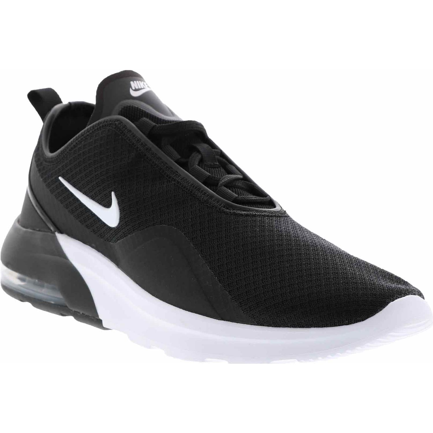 Nike nike air max motion 2 Negro / blanco Walking