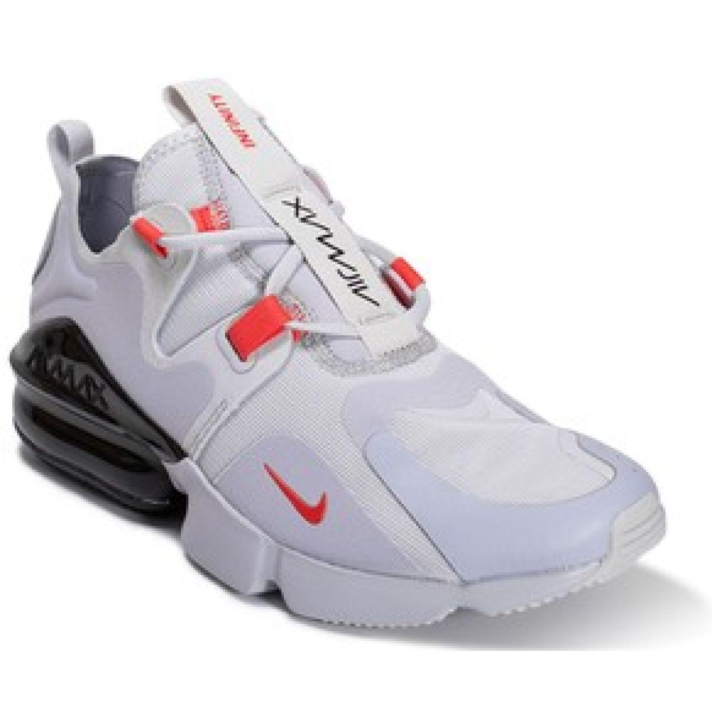 Nike nike air max infinity Negro / humo Walking