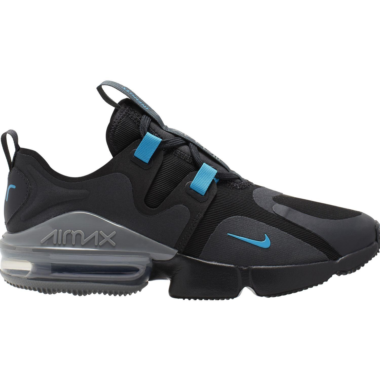 Nike nike air max infinity Negro / celeste Walking