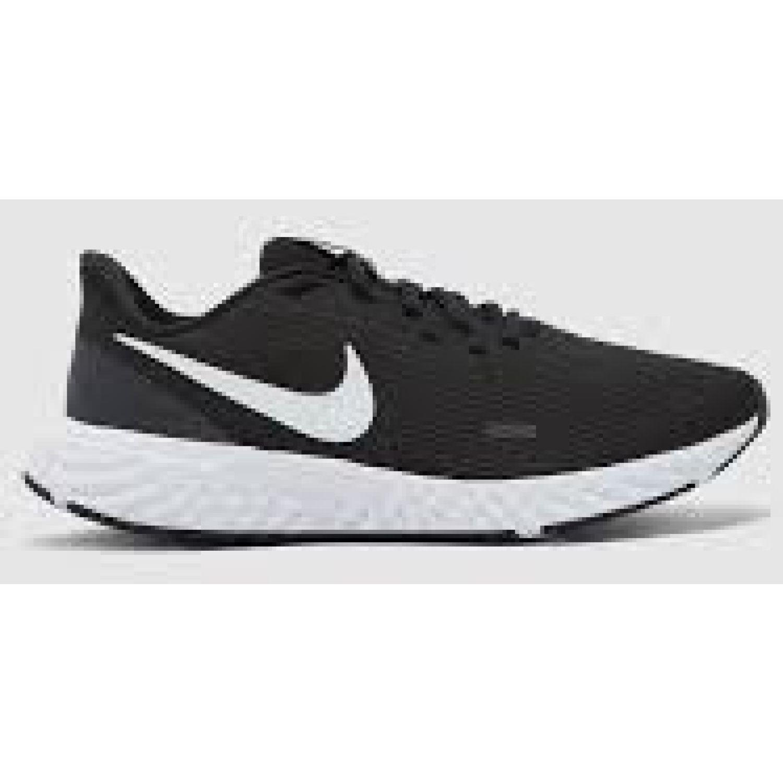 Nike NIKE REVOLUTION 5 GG MC Negro / blanco Walking