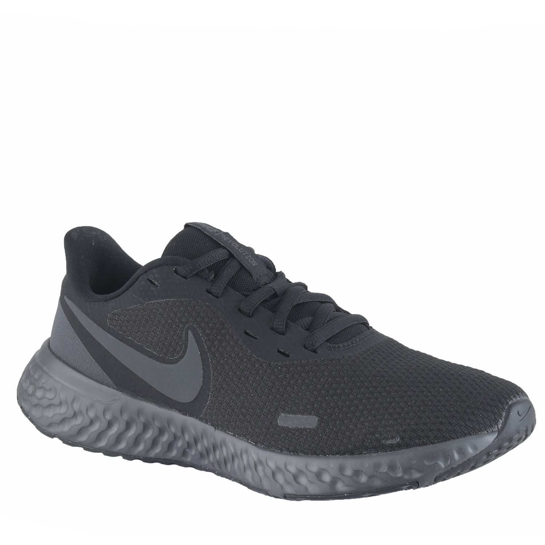 Nike Wmns Nike Revolution 5 Negro / negro Correr por carretera