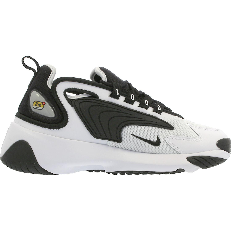 Galleta Email primavera  Nike Wmns Nike Zoom 2k Blanco / negro Para caminar | platanitos.com