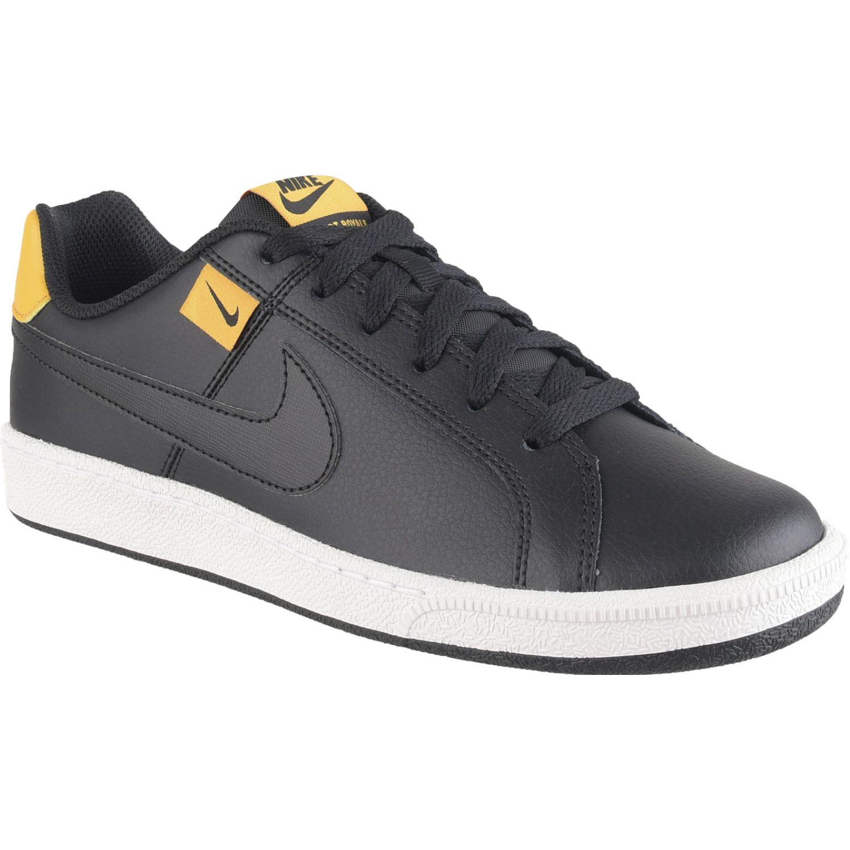 Nike nike court royale tab Negro / amarillo Walking ...