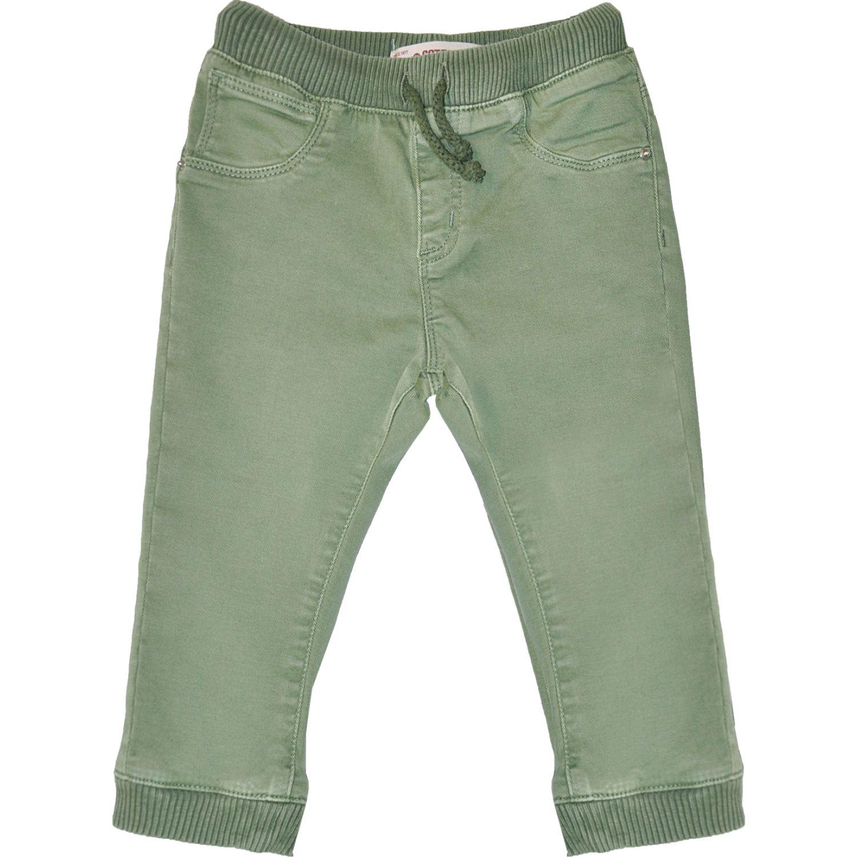 COTTONS JEANS Liam Verde Pantalones
