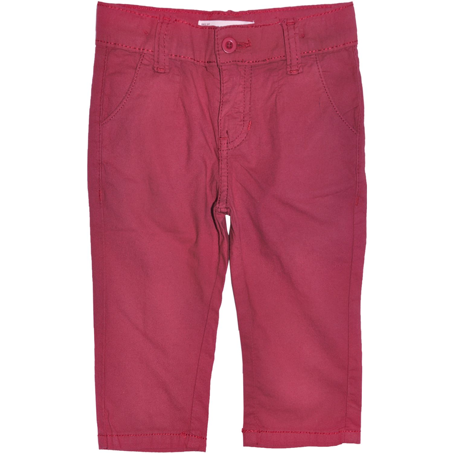 COTTONS JEANS Ruby Vino Pantalones