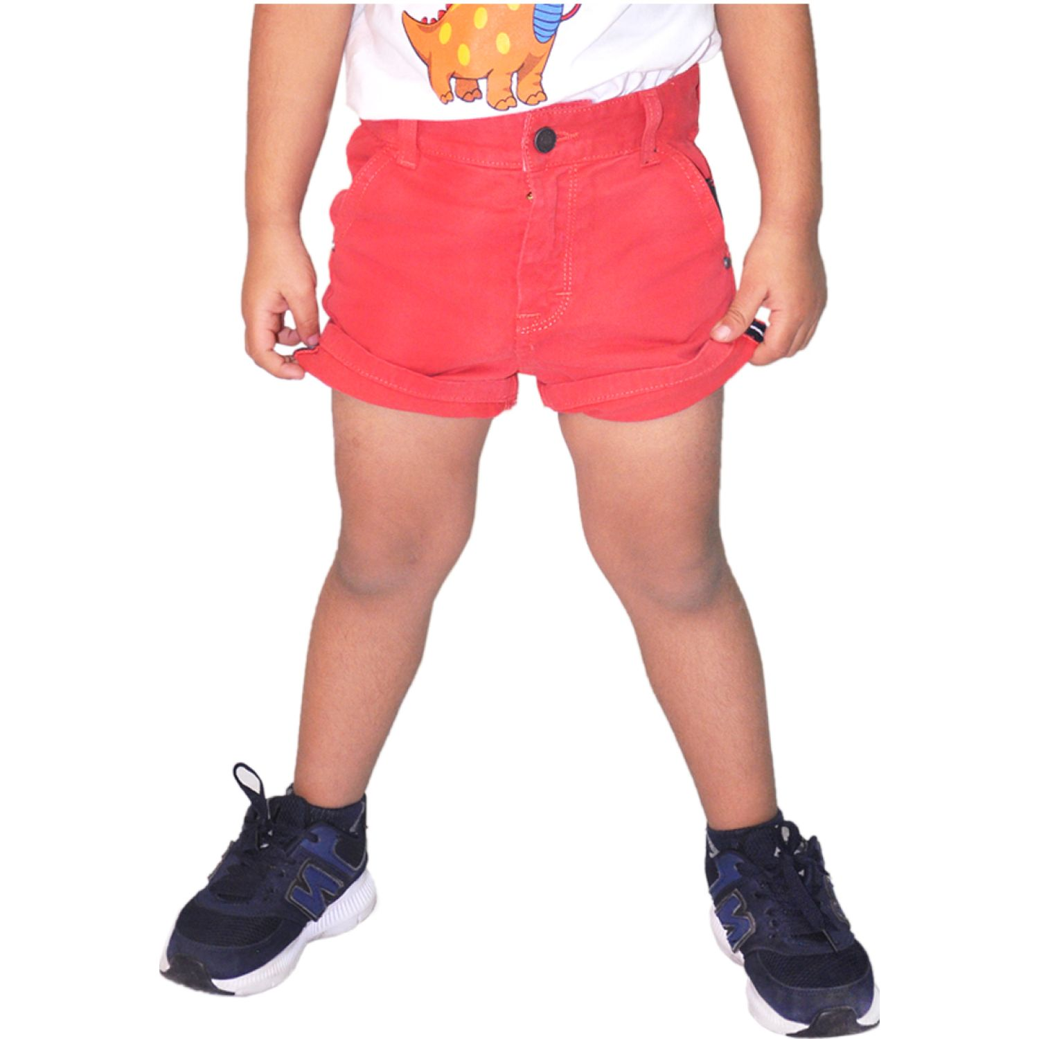 COTTONS JEANS David Coral Shorts