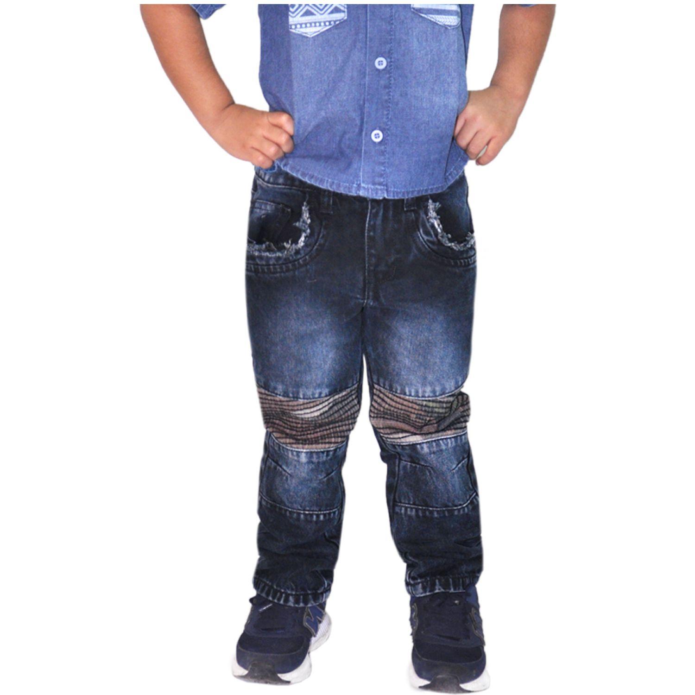COTTONS JEANS Cristian AZUL NOCHE Pantalones