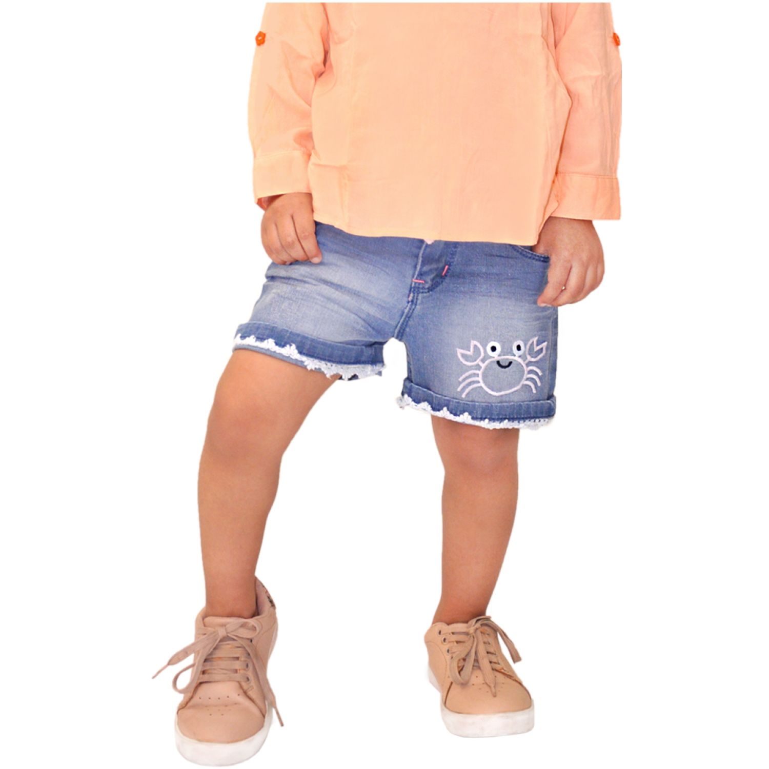 COTTONS JEANS Maria Azul Shorts