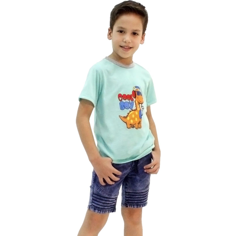 COTTONS JEANS Arturo Azul Shorts