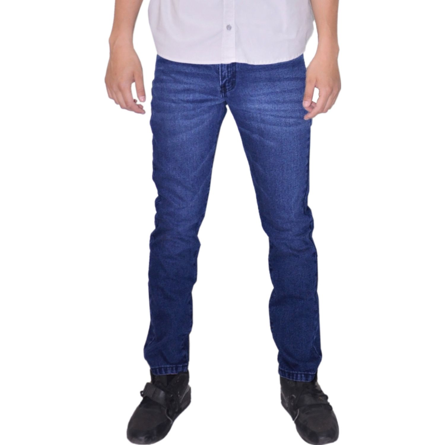 COTTONS JEANS Adonis Azul Casual
