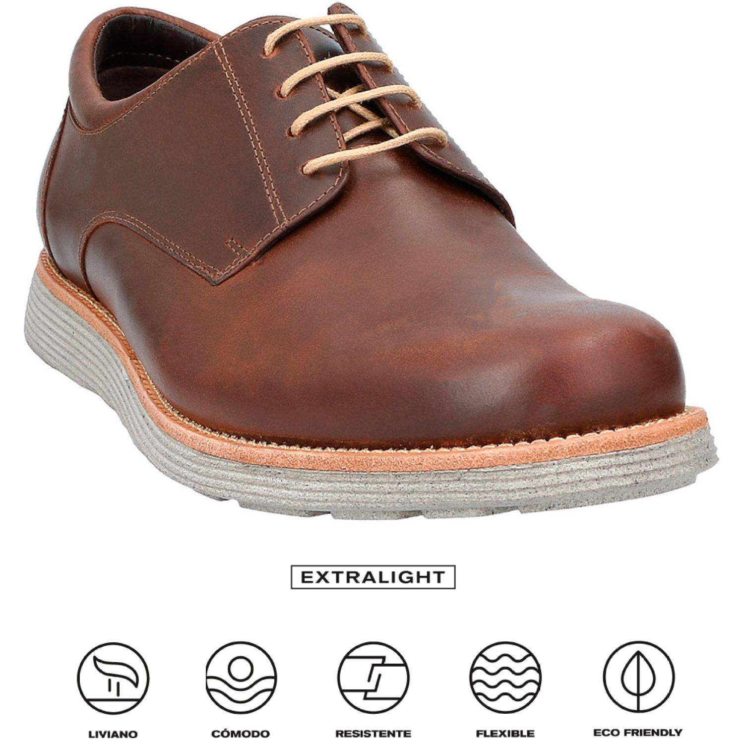 GUANTE PRINCE Burdeo Oxfords