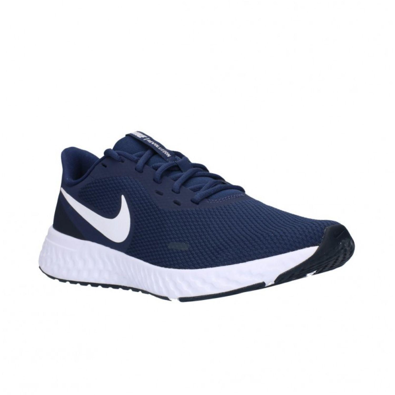 Nike NIKE REVOLUTION 5 Azul / blanco Running en pista