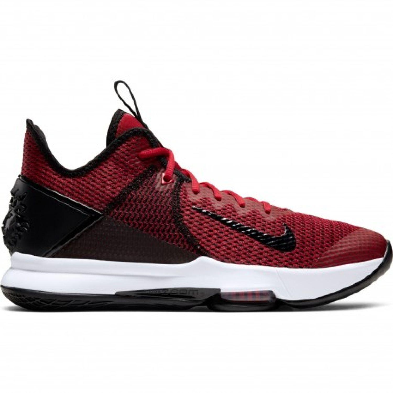 Nike lebron witness iv Rojo / negro Hombres