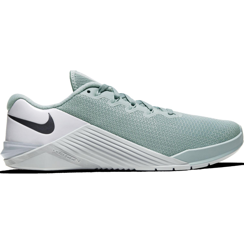 Nike Wmns Nike Metcon 5 Verde / blanco Mujeres