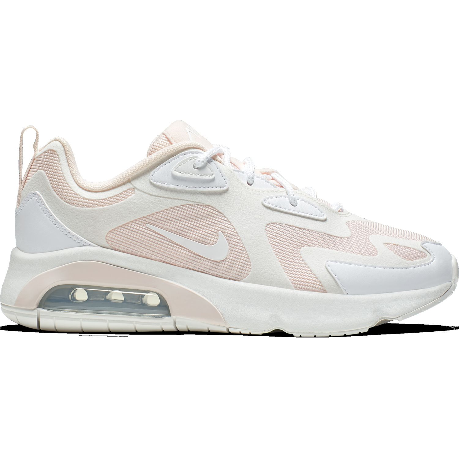 Nike w air max 200 Blanco / rosado Walking