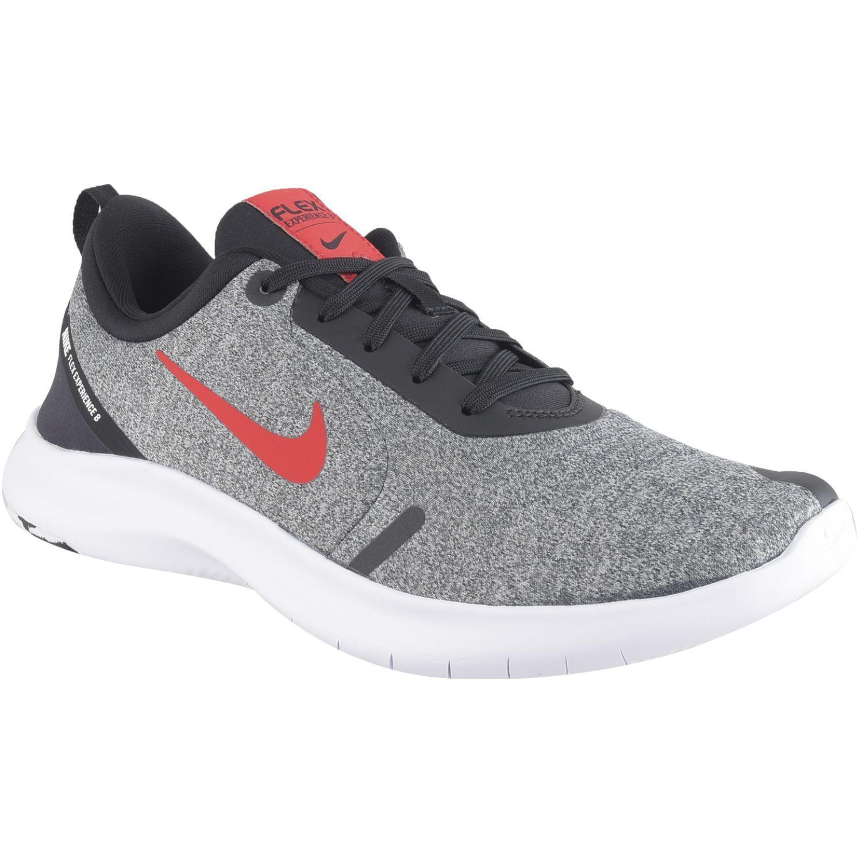 Nike Nike Flex Experience Rn 8 Gris / negro Correr por carretera
