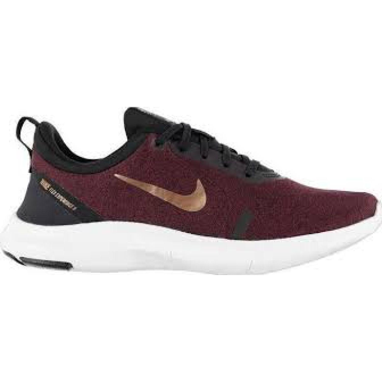 Nike Wmns Nike Flex Experience Rn 8 Rojo / negro Correr por carretera