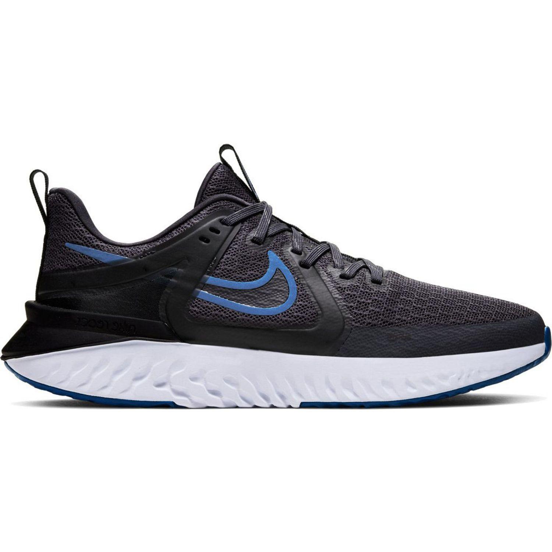 Nike Nike Legend React 2 Plomo / negro Running en pista