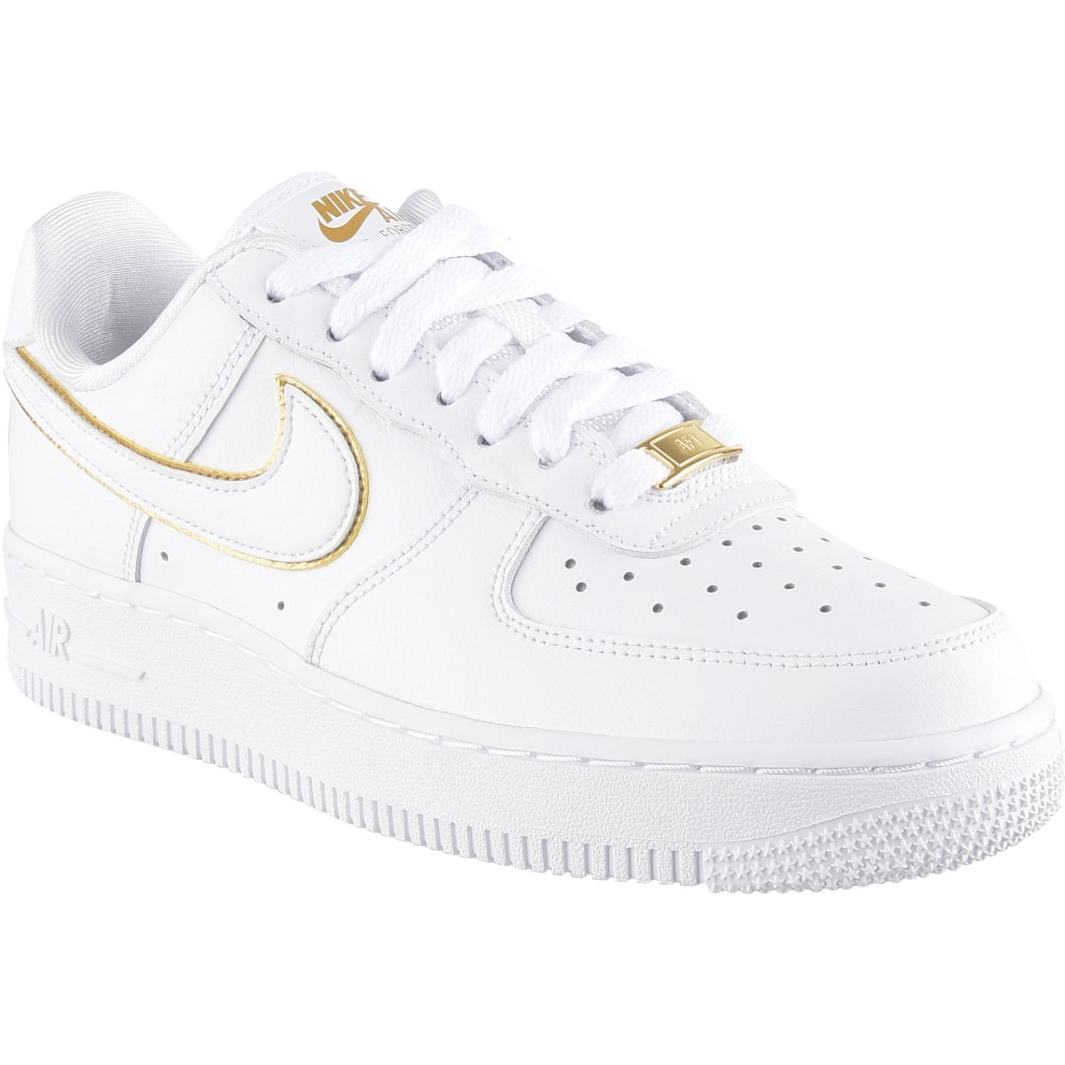 sexual Costoso patata  Nike WMNS AIR FORCE 1 '07 ESS Blanco Walking | platanitos.com