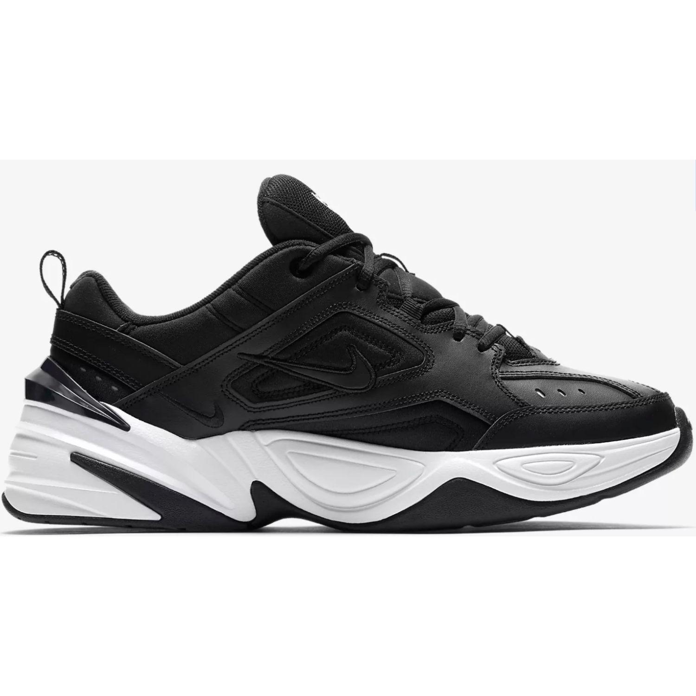 Nike NIKE M2K TEKNO Negro / blanco Walking | platanitos.com