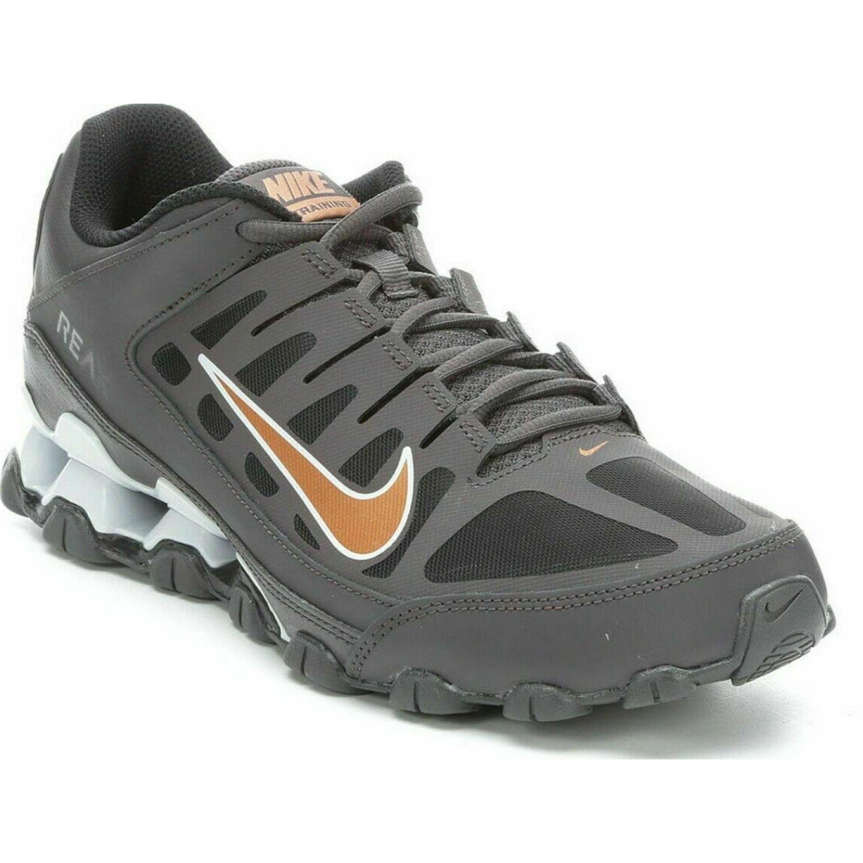Nike nike reax 8 tr mesh Plomo Hombres