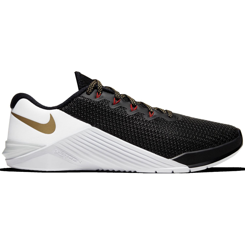 Nike Wmns Nike Metcon 5 Blanco / negro Mujeres