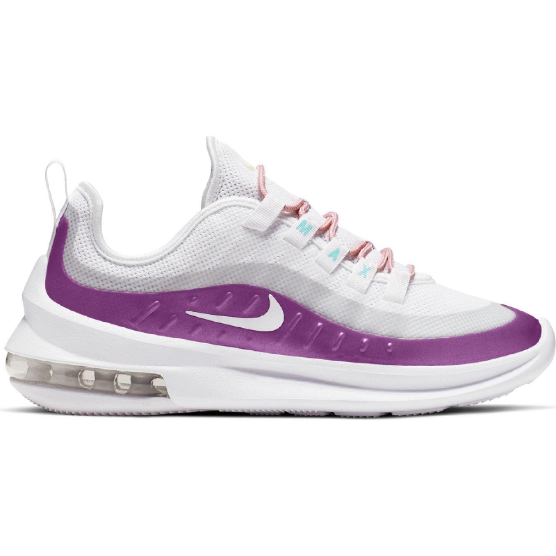Nike wmns nike air max axis Blanco / morado Walking