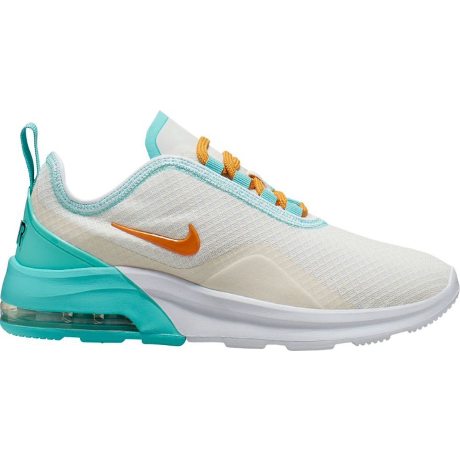 Nike wmns nike air max motion 2 Blanco / celeste Walking