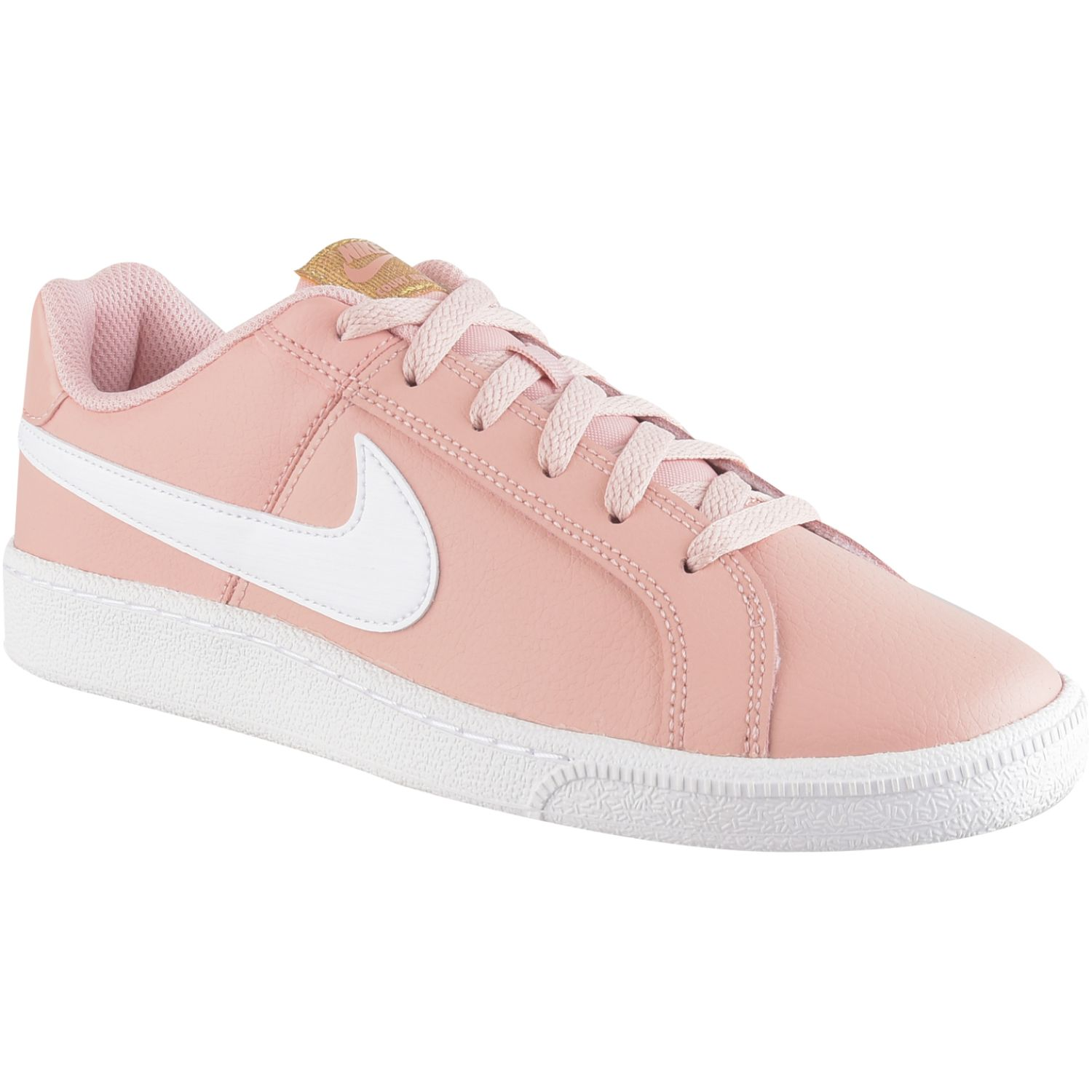Nike wmns nike court royale Rosado / blanco Walking