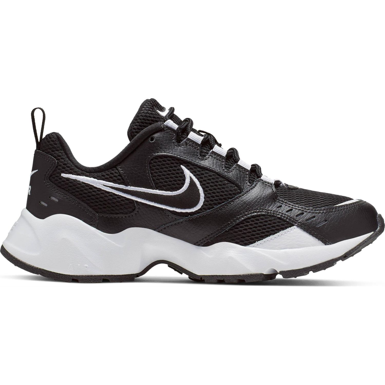 Nike wmns nike air heights Negro / blanco Walking
