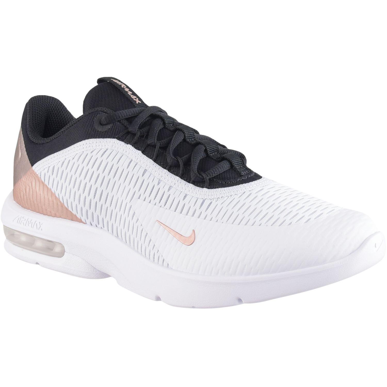 Nike wmns nike air max advantage 3 Blanco / negro Walking