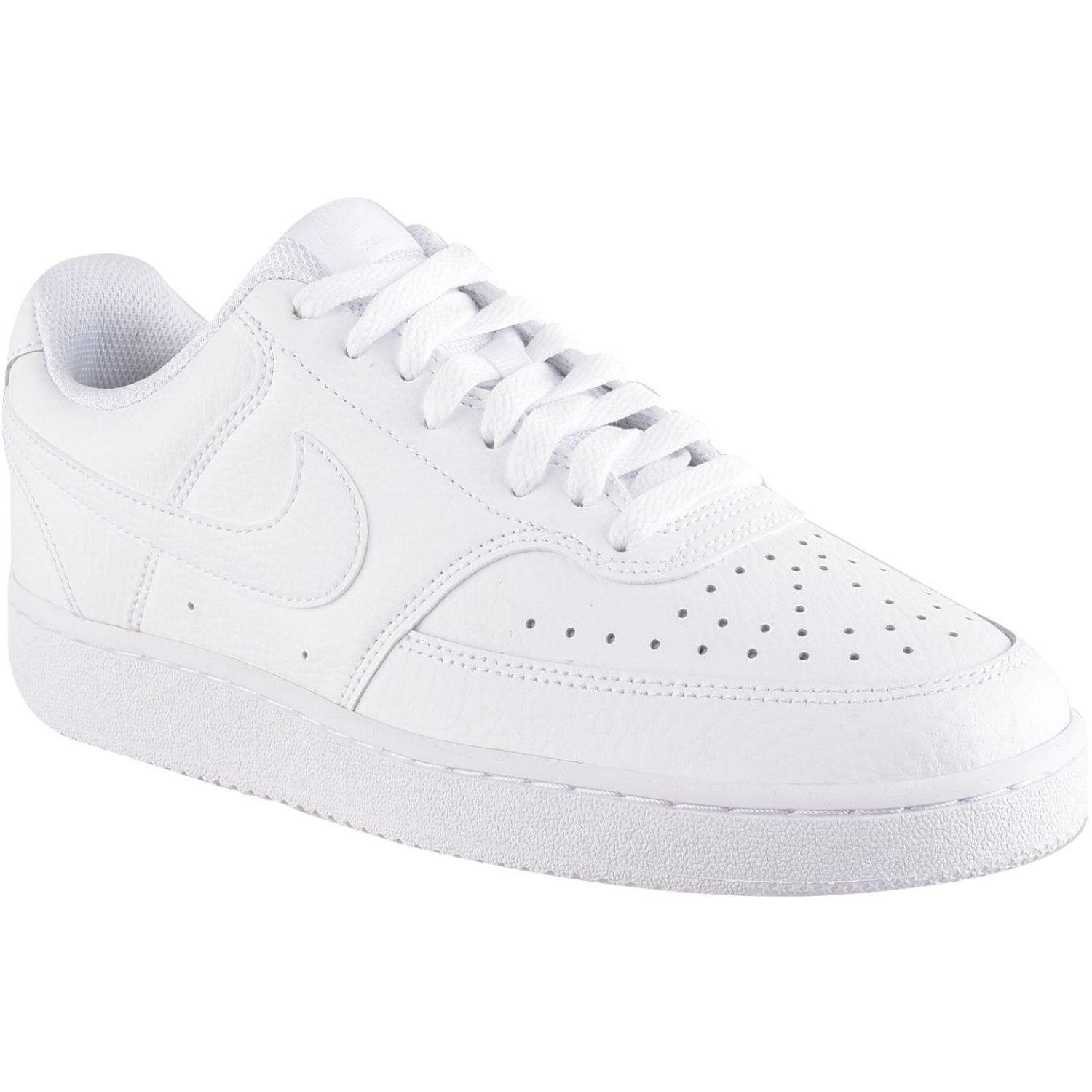 Nike Wmns Nike Court Vision Lo Blanco Mujeres