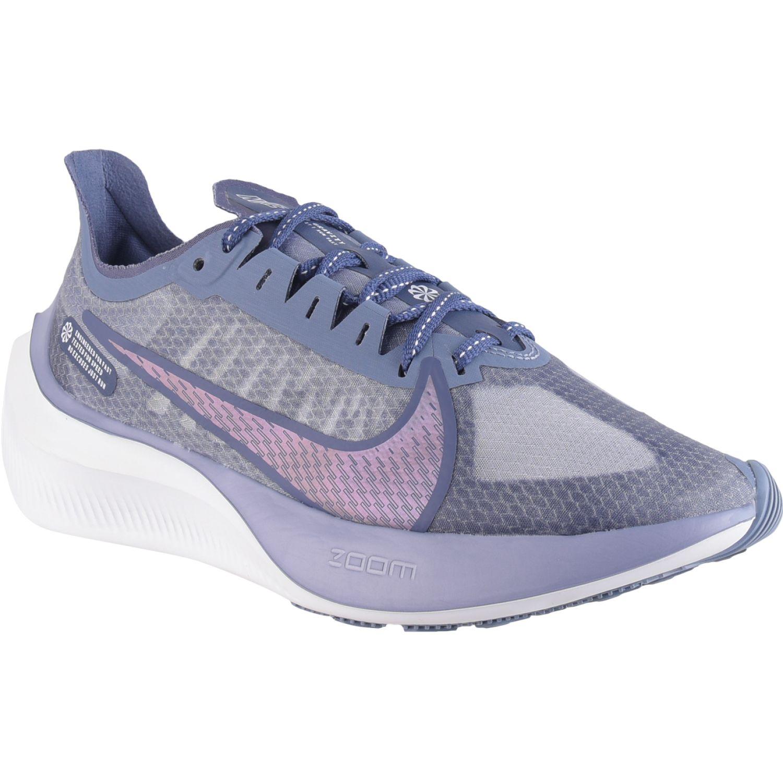 Nike wmns nike zoom gravity Acero / blanco Running en pista