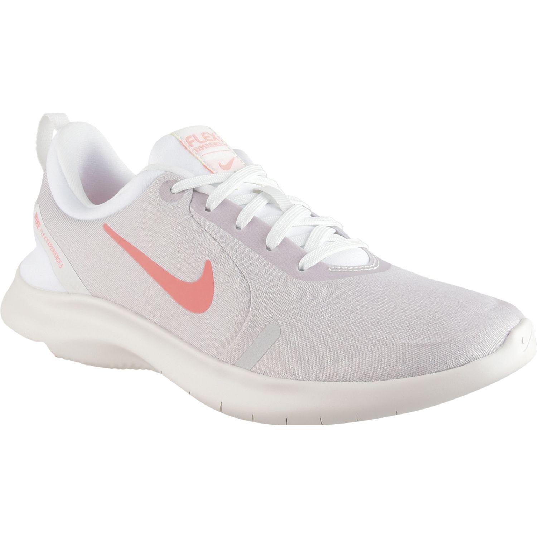Nike Wmns Nike Flex Experience Rn 8 Gris / naranja Correr por carretera