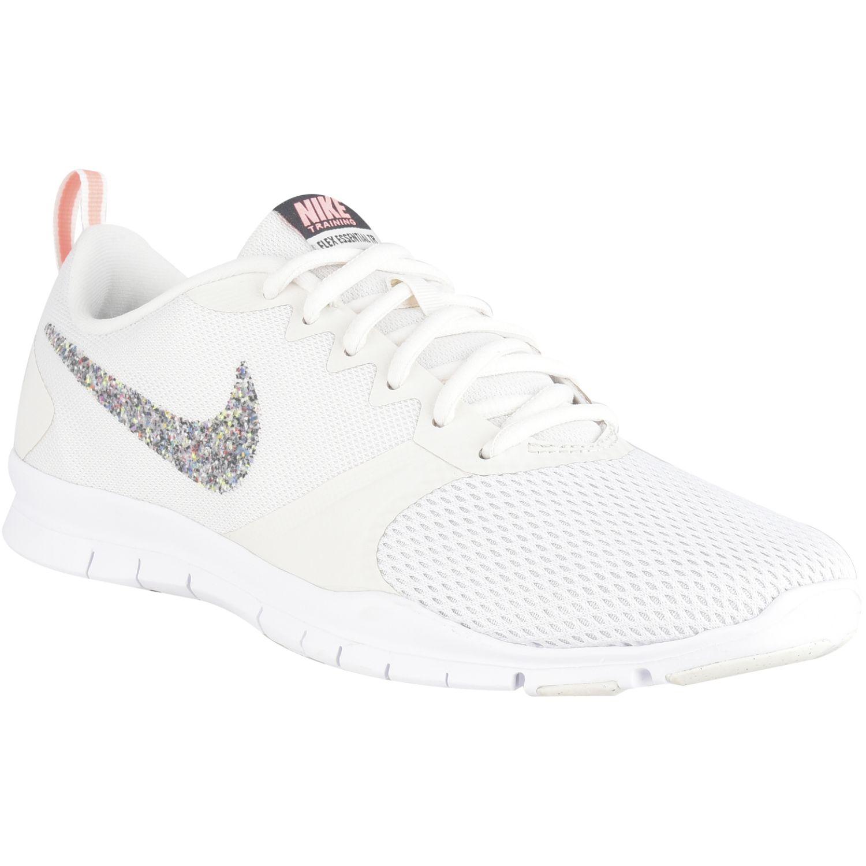 Nike wmns nike flex essential tr Blanco / naranja Mujeres