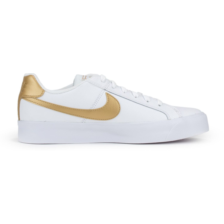 zapatillas mujer nike dorado