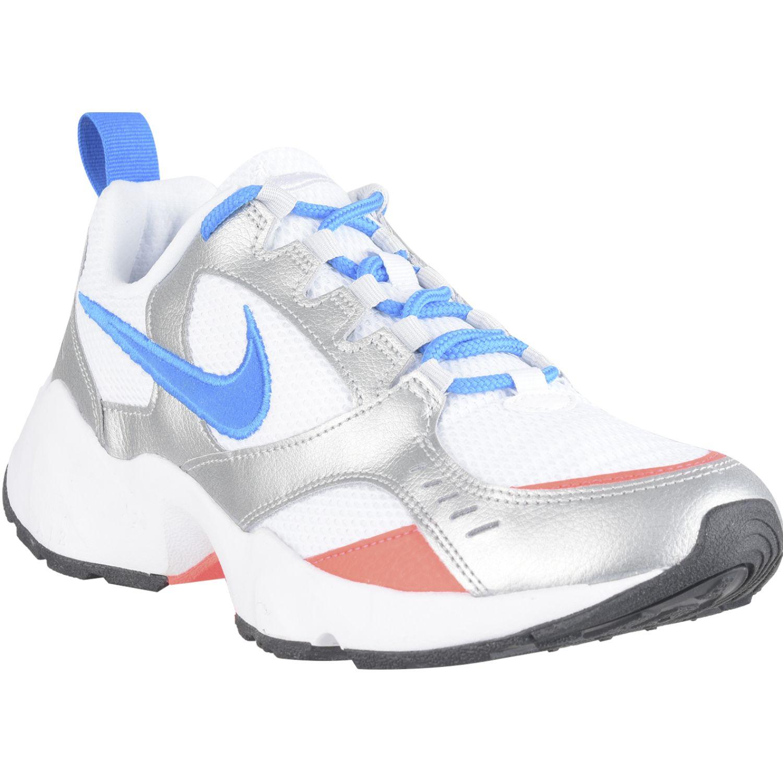 Nike nike air heights Gris / azul Walking