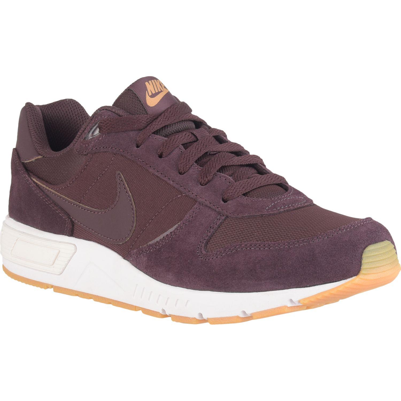 Nike NIKE NIGHTGAZER Morado / blanco Walking