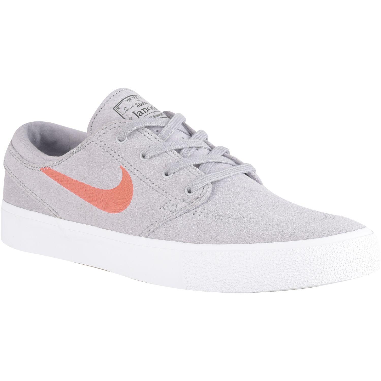 Nike nike sb zoom janoski rm Gris / naranja Walking